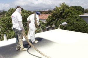 White Roof Coatings - New Orleans Radiant Barrier