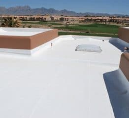 White Roof Coatings New Orleans